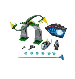 LEGO 70109 Whirling Vines CHIMA