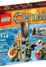 LEGO LEGO 70231 Crocodile Tribe Pack CHIMA