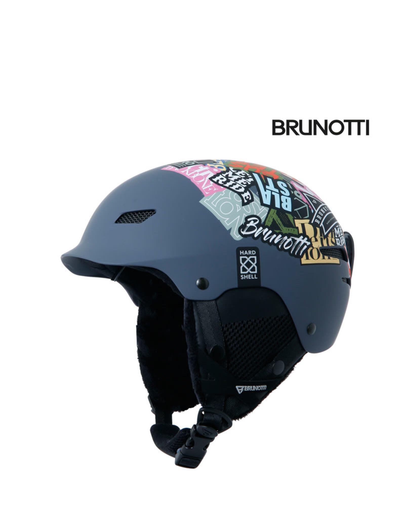 BRUNOTTI Helm Brunotti Proxima 2 52/56 Kids Titanium