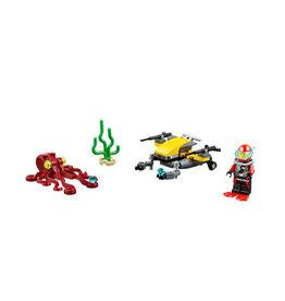 LEGO 60090 Deep Sea Scuba Scooter CITY