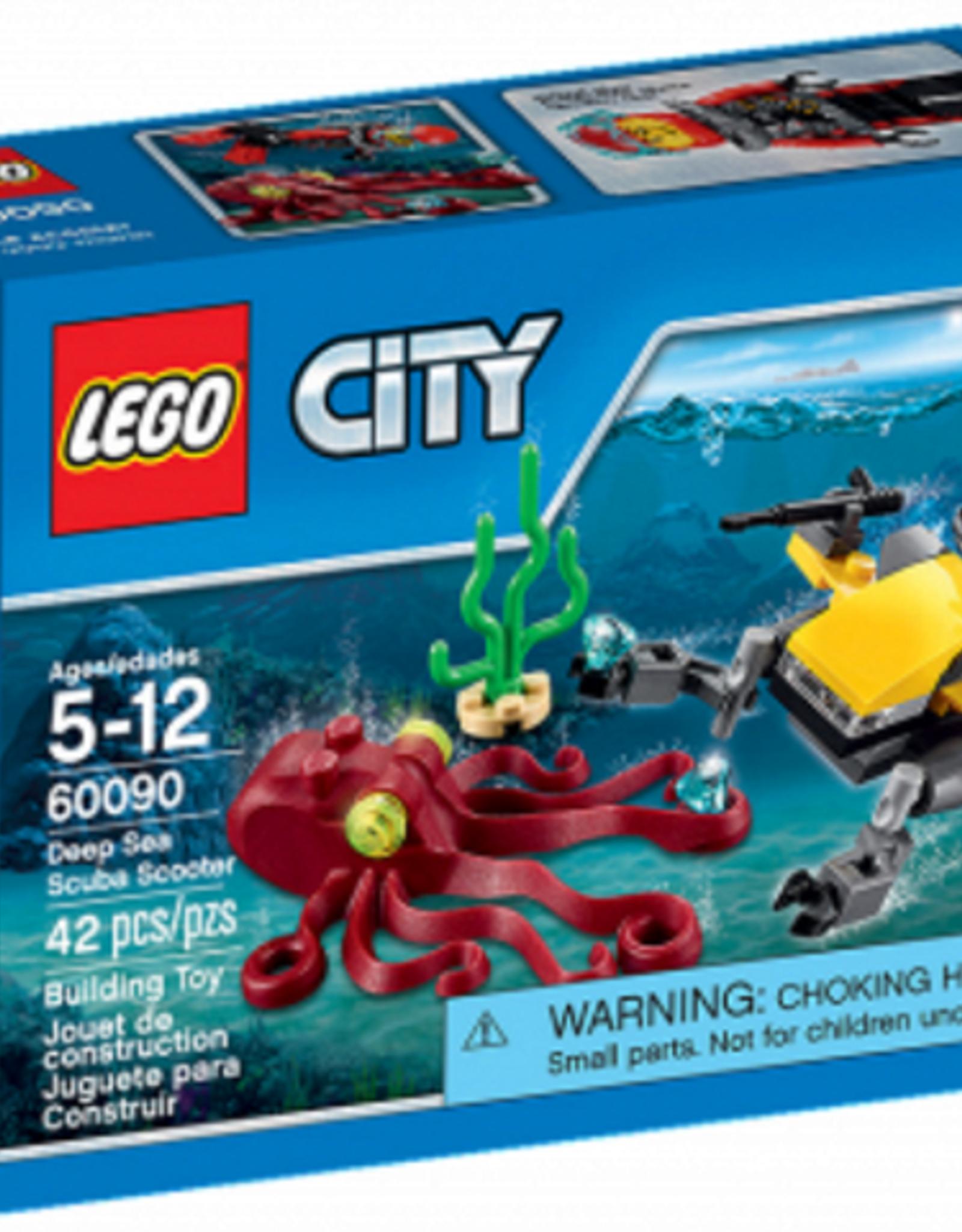 LEGO LEGO 60090 Deep Sea Scuba Scooter CITY