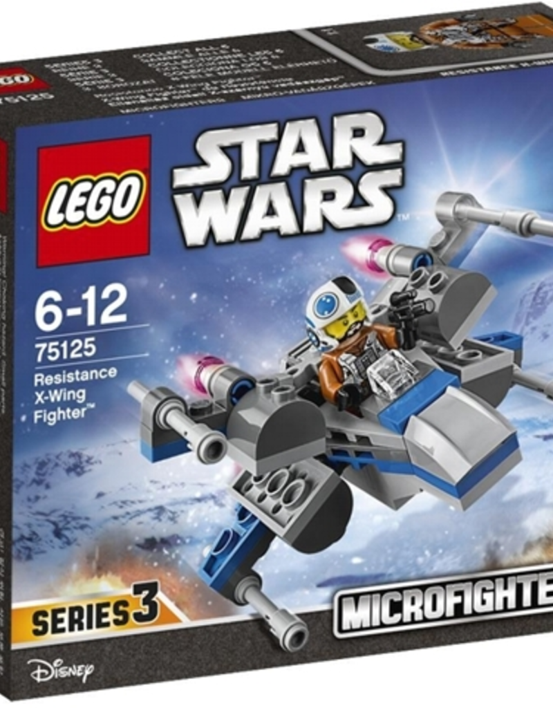 LEGO LEGO 75125 Resistance X-Wing Fighter STAR WARS
