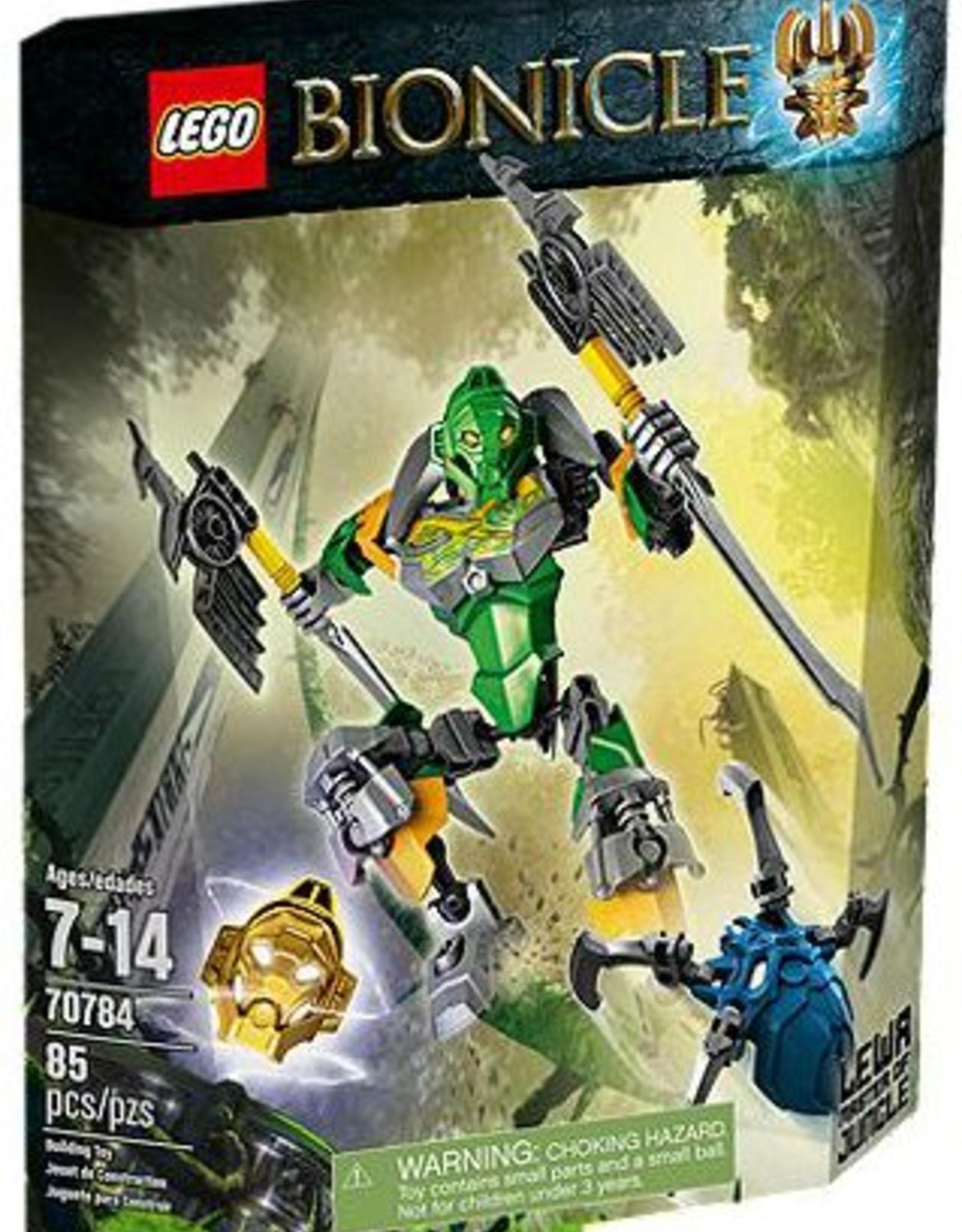 LEGO LEGO 70784 Lewa Master of Jungle BIONICLE