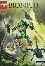 LEGO LEGO 70784 Lewa Master of Jungle BIONICLE
