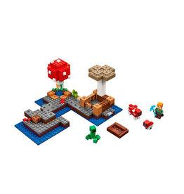 LEGO 21129 The Mushroom Island MINECRAFT