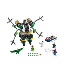 LEGO 76059 Doc Ock's Tentacle Trap SUPER HEROES