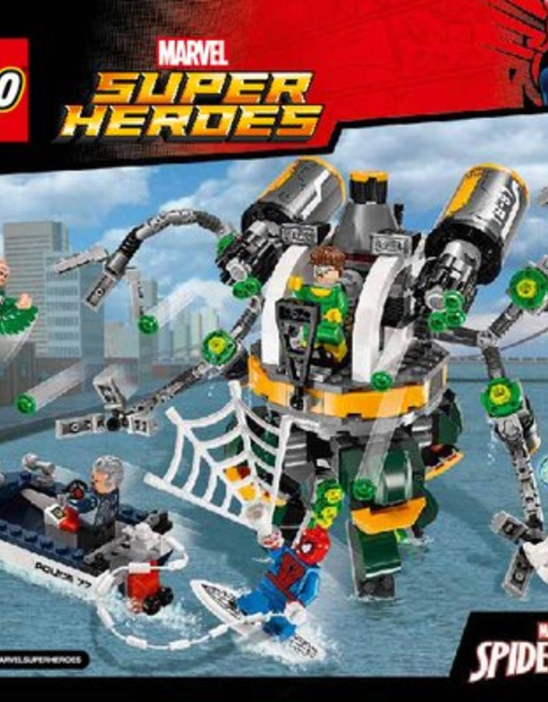 LEGO LEGO 76059 Doc Ock's Tentacle Trap SUPER HEROES