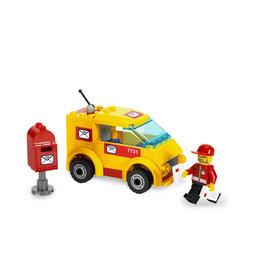 LEGO 7731 Mail Van CITY