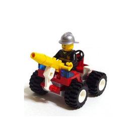 LEGO 30010 Brandweer commandant CITY