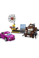 LEGO LEGO 8424 Mater's Spy Zone CARS