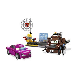 LEGO 8424 Mater's Spy Zone CARS