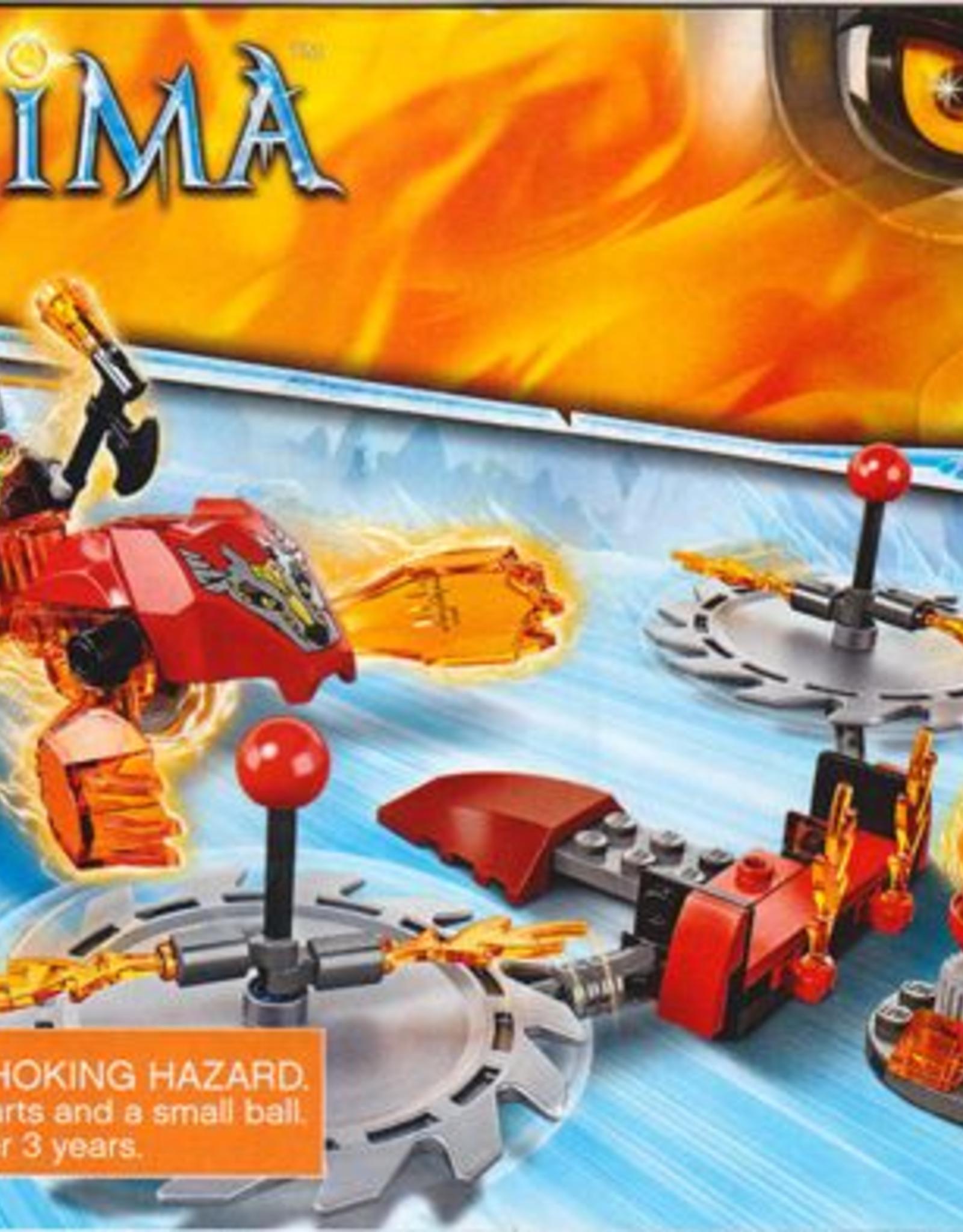 LEGO LEGO 70149 Scorching Blades CHIMA