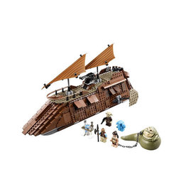 LEGO 75020 Jabba's Sail Barge Duel STAR WARS