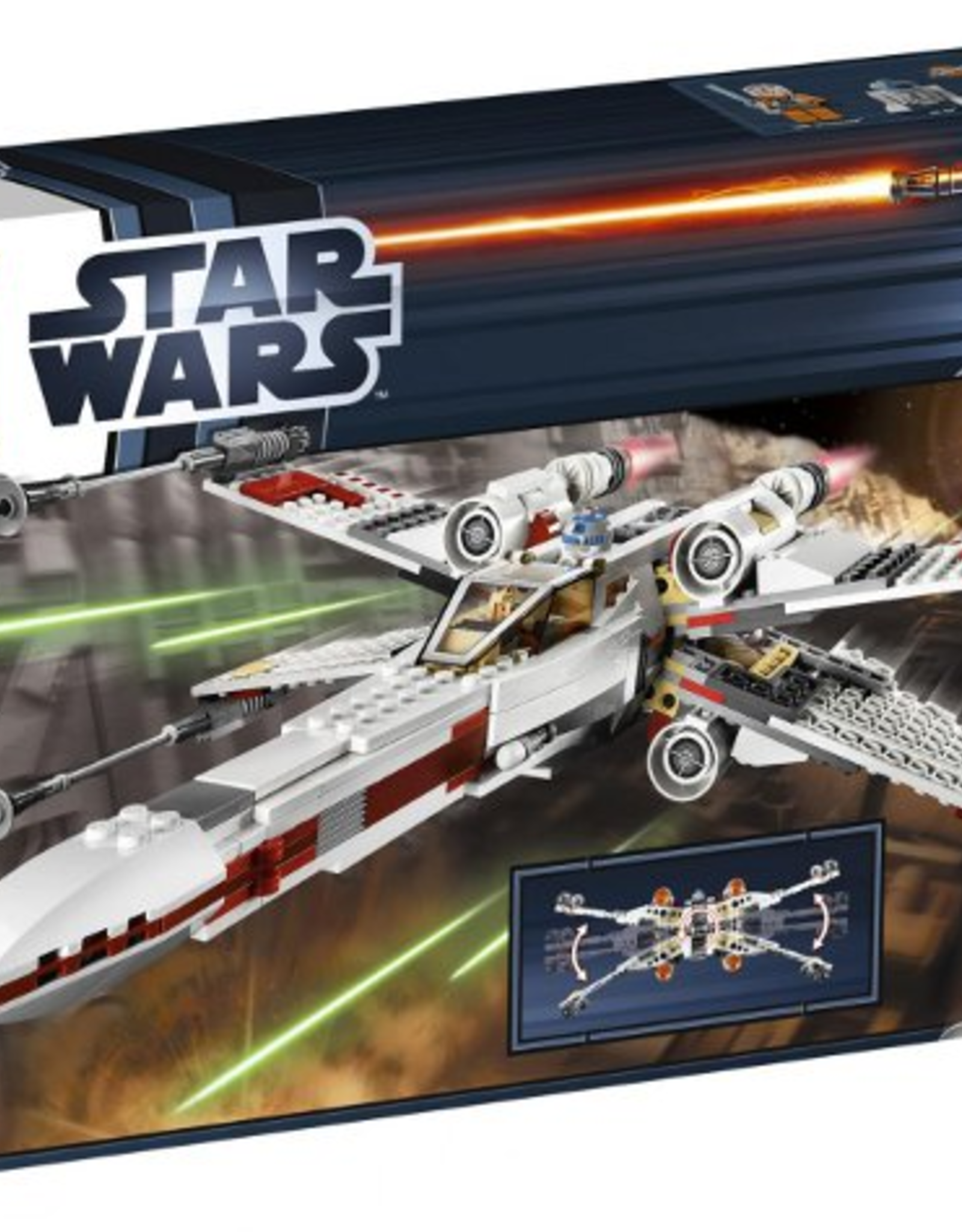 LEGO LEGO 9493 X-wing Starfighter STAR WARS