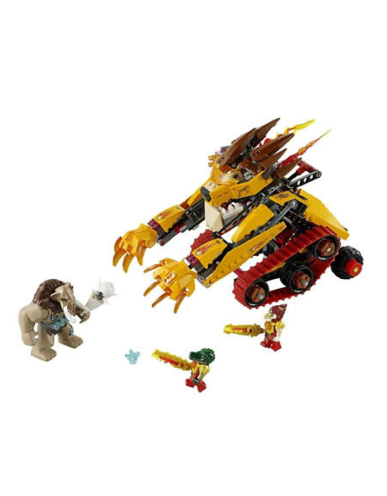 LEGO LEGO 70144 Laval's Fire Lion CHIMA