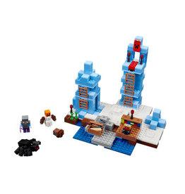 LEGO 21131 The Ice Spikes MINECRAFT