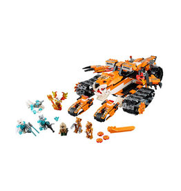 LEGO 70224 Tiger's Mobile Command CHIMA