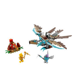 LEGO 70141 Vardy's Ice Vulture Glider CHIMA