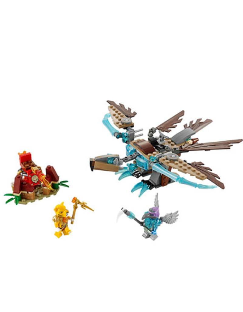 LEGO LEGO 70141 Vardy's Ice Vulture Glider CHIMA