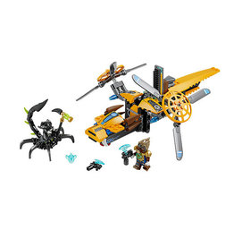 LEGO 70129 Lavertus' Twin Blade CHIMA