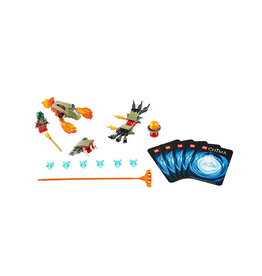 LEGO 70150 Flaming Claws CHIMA