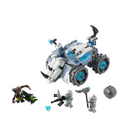 LEGO 70131 Rogon's Rock Flinger CHIMA