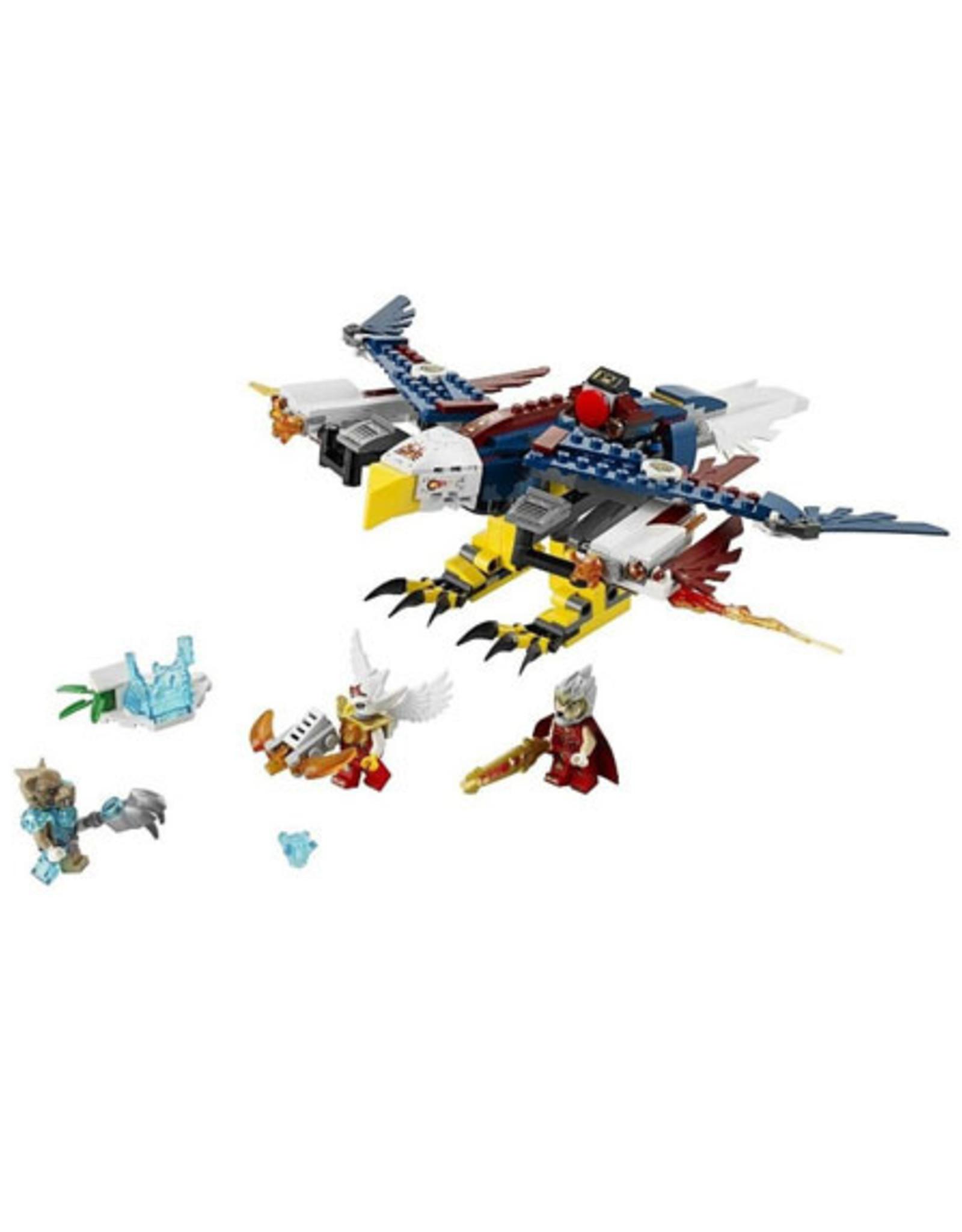 LEGO LEGO 70142 Eris' Fire Eagle Flyer CHIMA