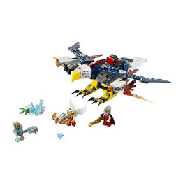 LEGO 70142 Eris' Fire Eagle Flyer CHIMA