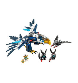 LEGO 70003 Eris' Eagle Interceptor CHIMA