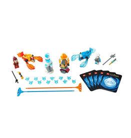 LEGO 70156 Fire vs. Ice CHIMA
