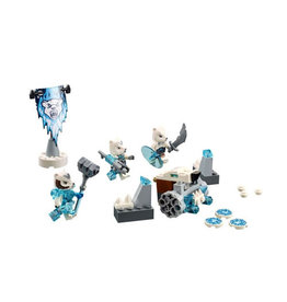 LEGO 70230 Ice Bear Tribe Pack CHIMA