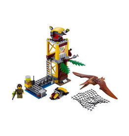 LEGO 5883 Tower Takedown DINO