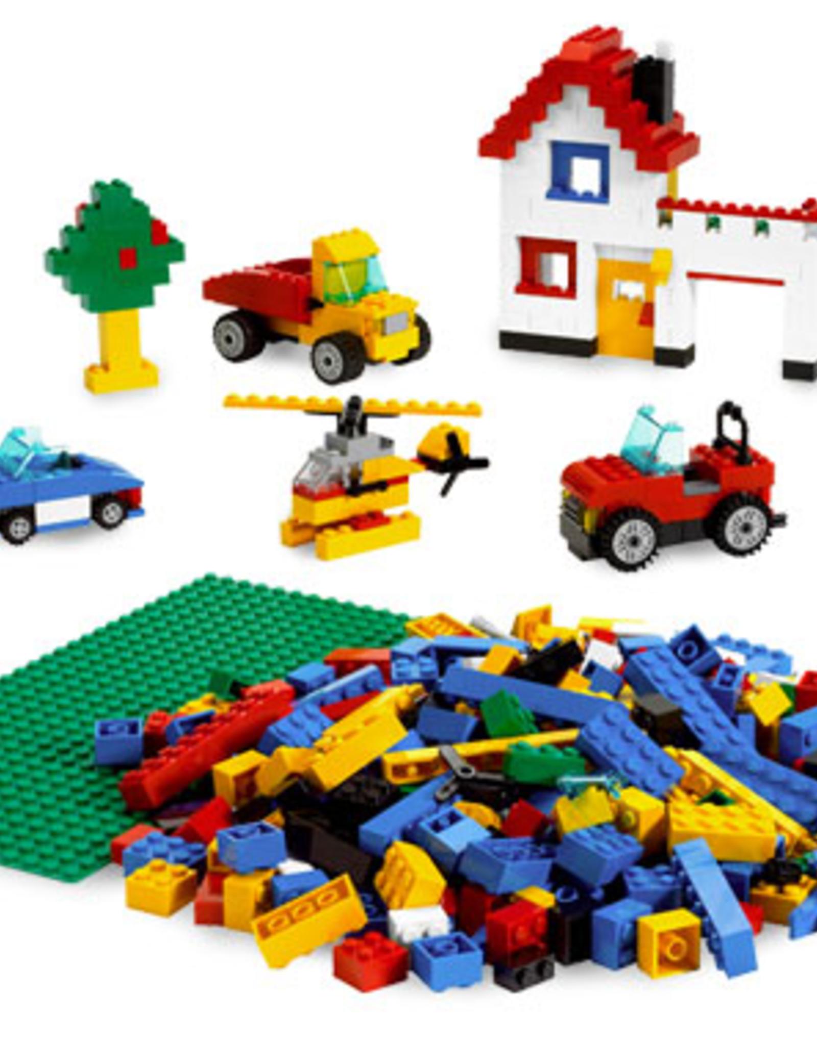 LEGO LEGO 5584 Fun With Wheels JUNIOR CREATOR