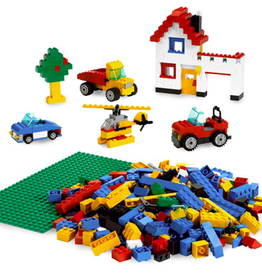 LEGO 5584 Fun With Wheels JUNIOR CREATOR