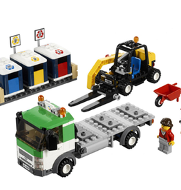 LEGO 4206 Recycling Truck CITY