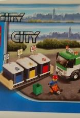 LEGO LEGO 4206 Recycling Truck CITY