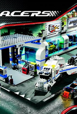 LEGO LEGO 8154 Brick Street Customs RACERS