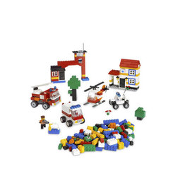 LEGO 6164 Rescue Building Set JUNIOR CREATOR