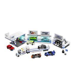 LEGO 8154 Brick Street Customs RACERS