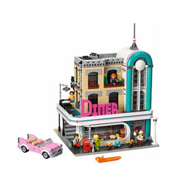 LEGO 10260 Downtown Diner CREATOR Expert
