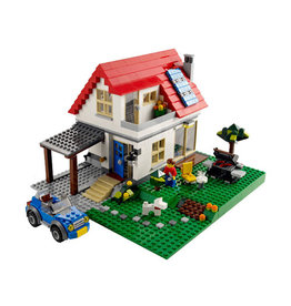 LEGO 5771 Hillside House  CREATOR