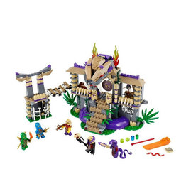 LEGO 70749 Enter the Serpent NINJAGO
