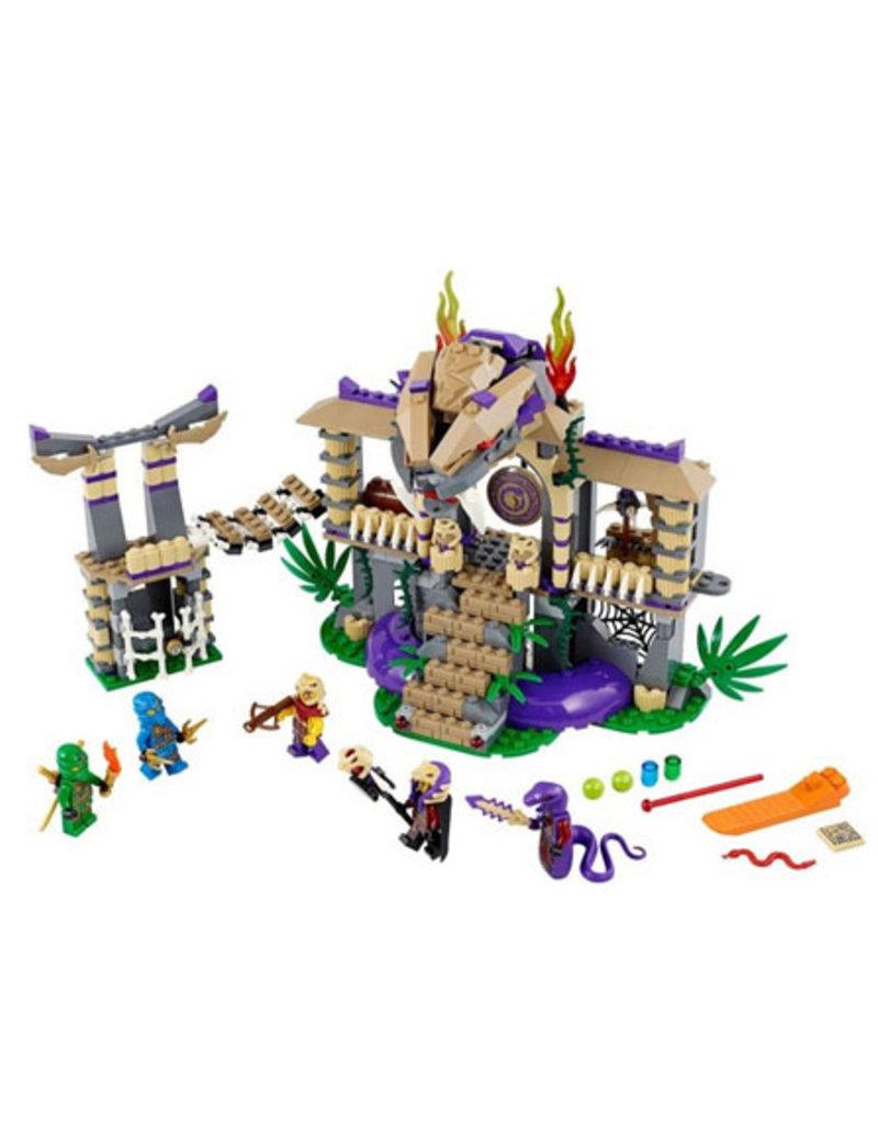 LEGO LEGO 70749 Enter the Serpent NINJAGO