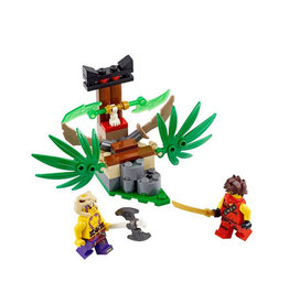 LEGO 70752 Jungle Trap NINJAGO