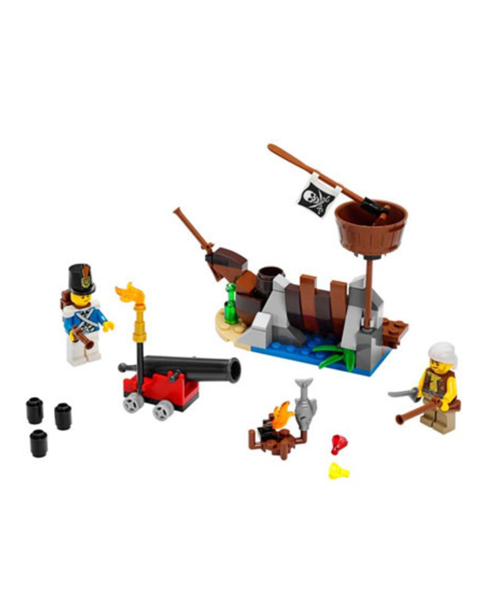 LEGO LEGO 70409 Shipwreck Defense PIRATES
