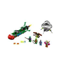 LEGO 79120 T-Rawket Sky Strike TURTELS