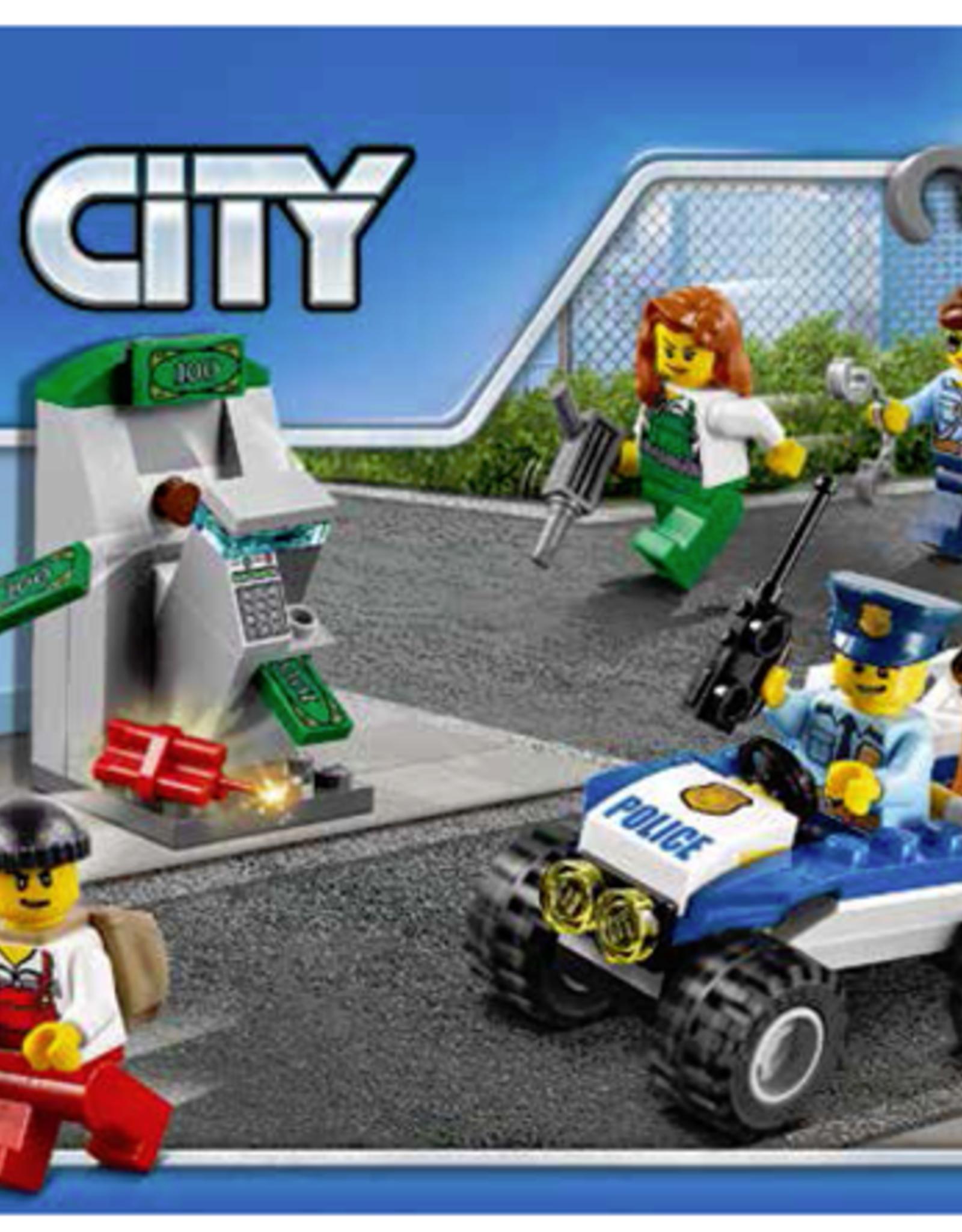 LEGO LEGO 60136 Police Starter Set CITY