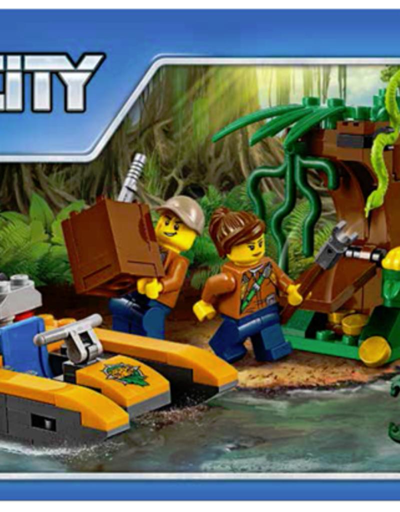 LEGO LEGO 60157 Jungle Starter Set CITY
