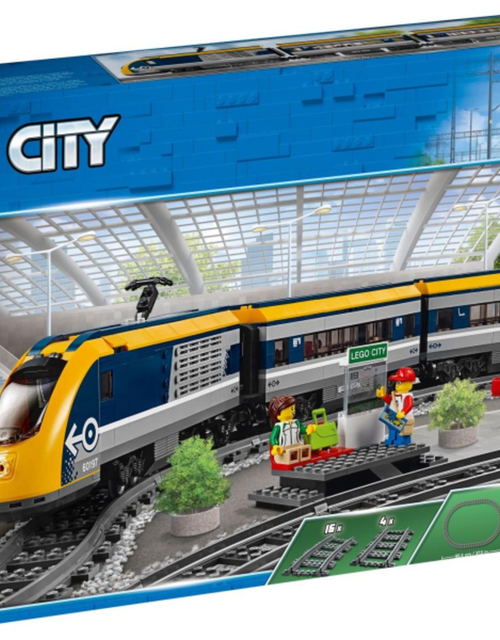 LEGO LEGO 60197 Passagiers Trein CITY