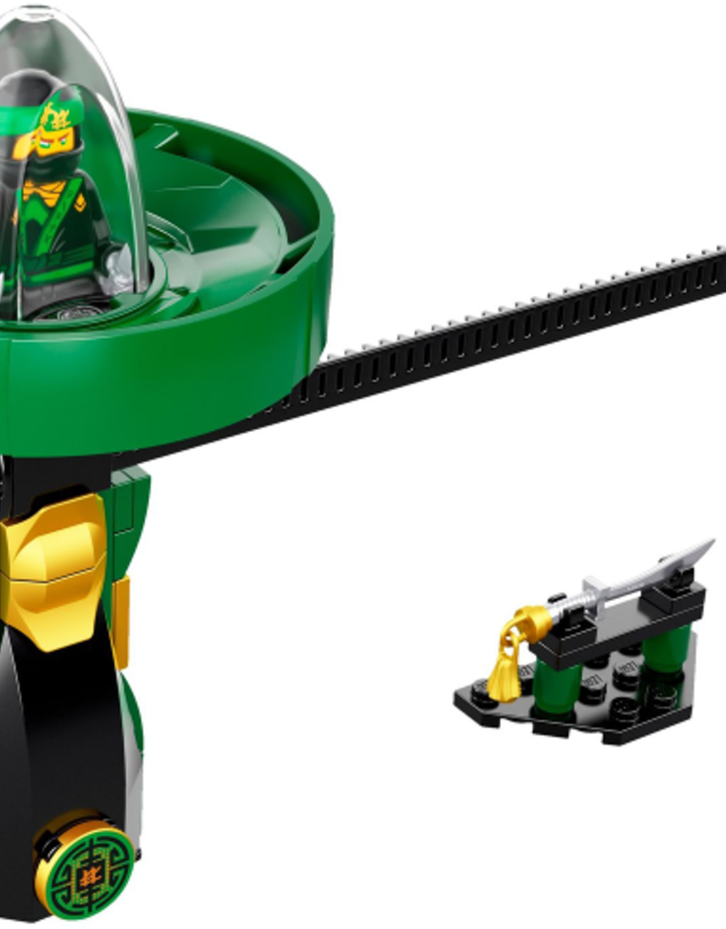 LEGO LEGO 70628 Lloyd - Spinjitzu Master NINJAGO
